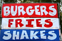 Do we want fries with that shake?